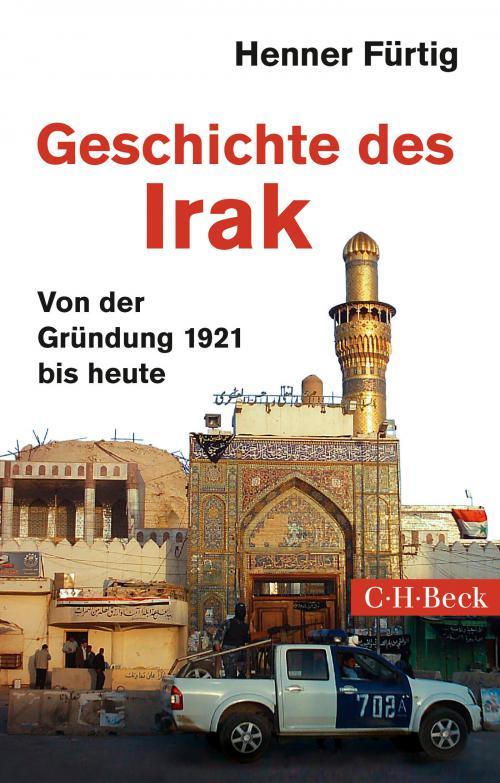 Geschichte des Irak cover
