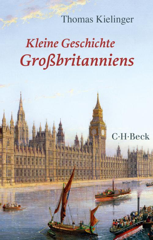 Kleine Geschichte Großbritanniens cover