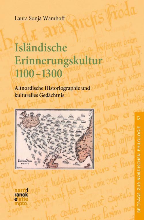 Isländische Erinnerungskultur 1100-1300 cover