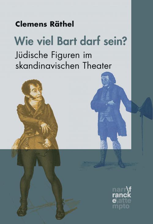 Wieviel Bart darf sein? Jüdische Figuren im skandinavischen Theater cover