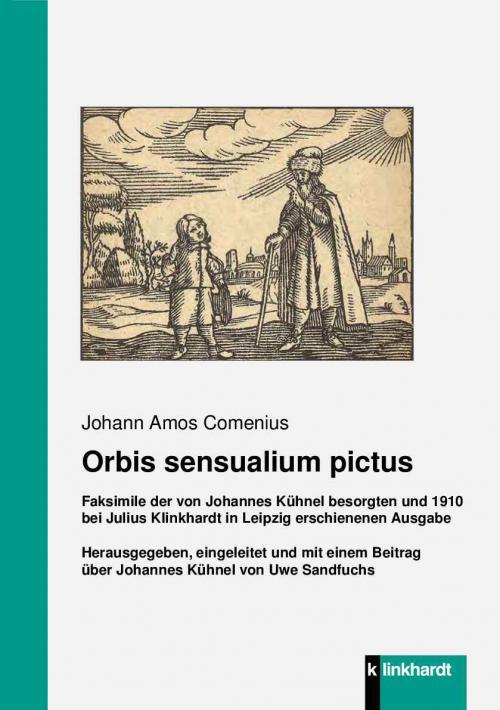 Johann Amos Comenius, Orbis sensualium pictus cover