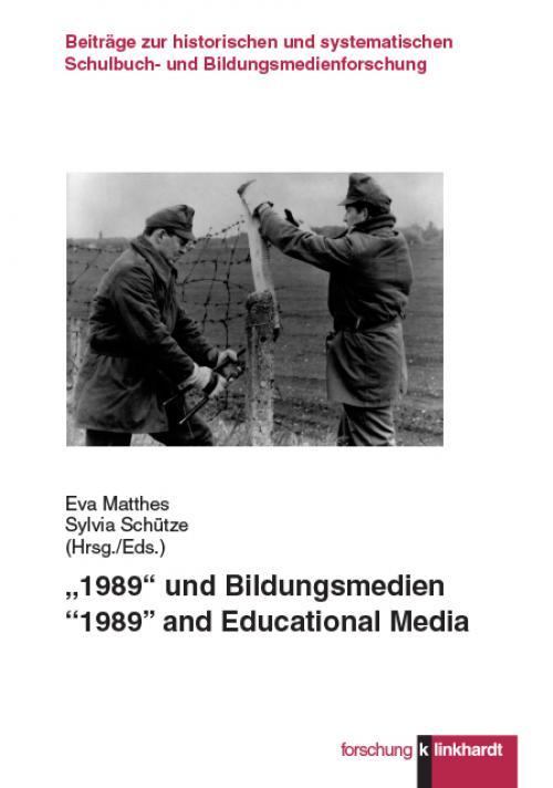 """""""1989"""" und Bildungsmedien cover"""