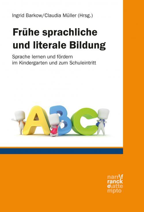 Frühe sprachliche und literale Bildung cover