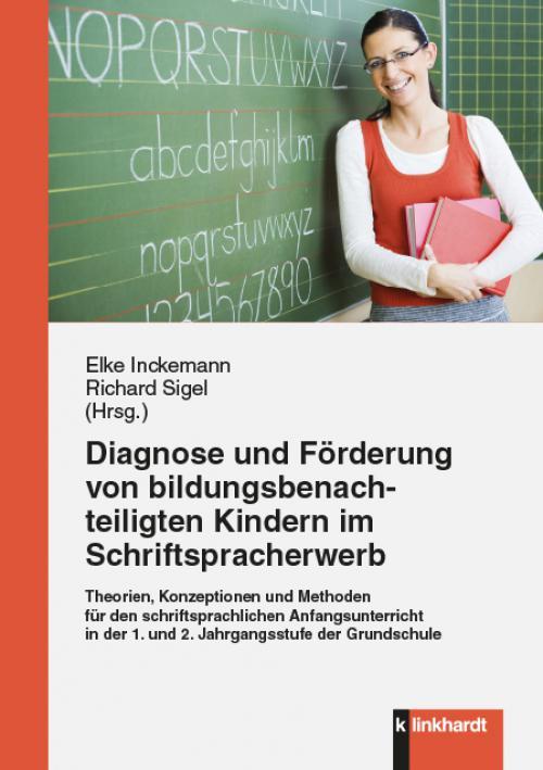 Diagnose und Förderung von bildungsbenachteiligten Kindern im Schriftspracherwerb cover