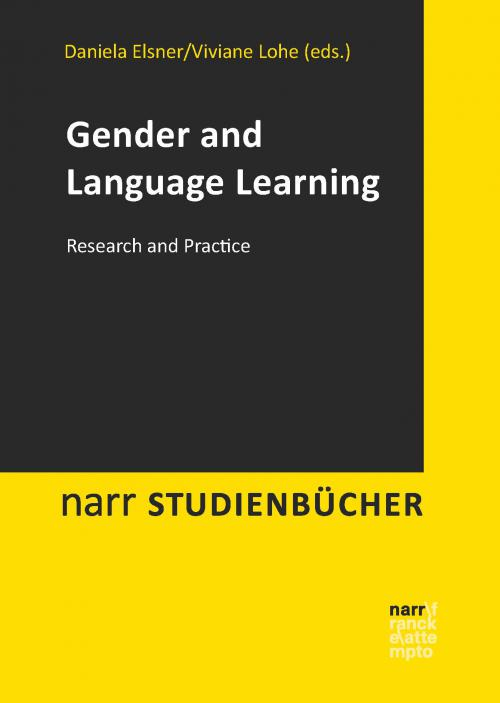 Gender and Language Learning cover