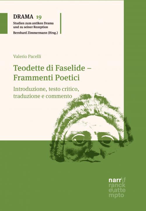 Teodette di Faselide - Frammenti Poetici cover