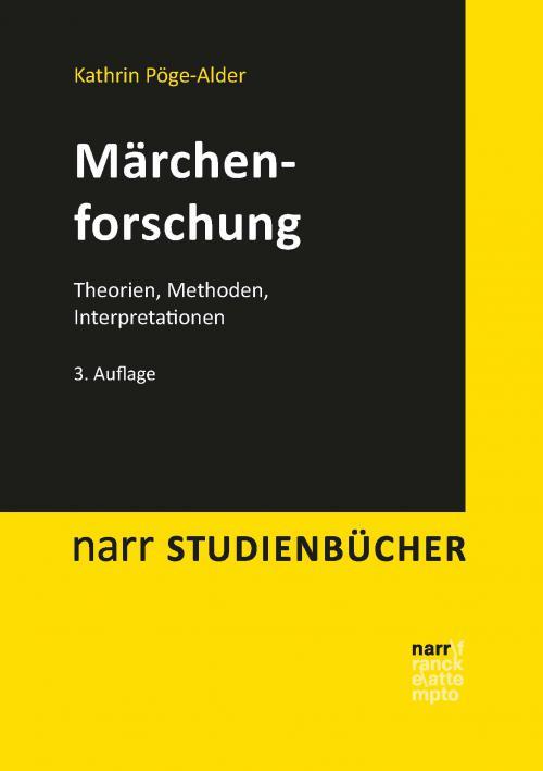 Märchenforschung cover