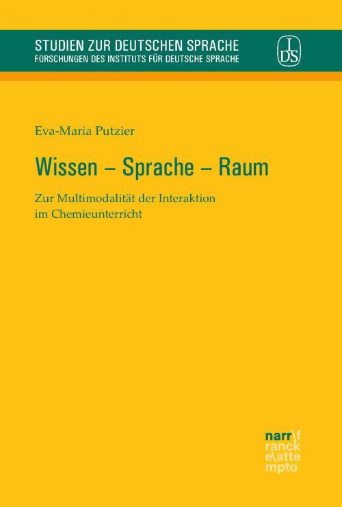 Wissen - Sprache - Raum cover