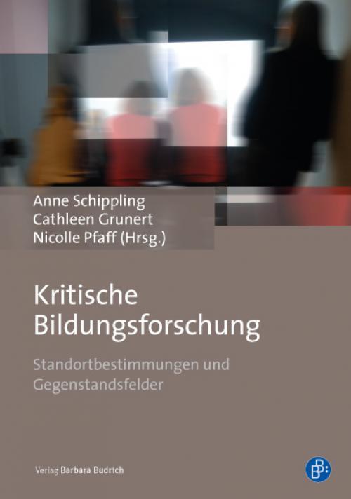 Kritische Bildungsforschung cover