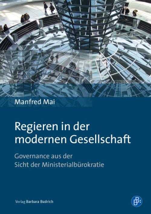 Regieren in der modernen Gesellschaft cover