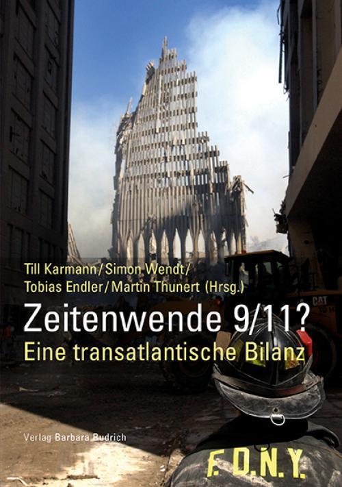 Zeitenwende 9/11? cover
