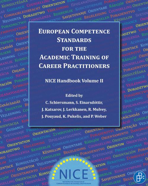 European Competence Standards for the Academic Training of Career Practitioners cover