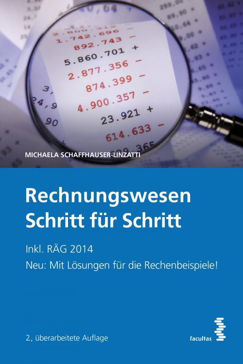 Rechnungswesen Schritt für Schritt cover