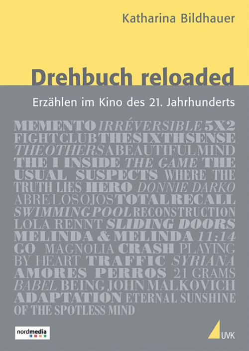 Drehbuch reloaded cover