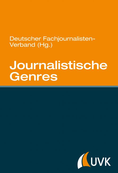 Journalistische Genres cover