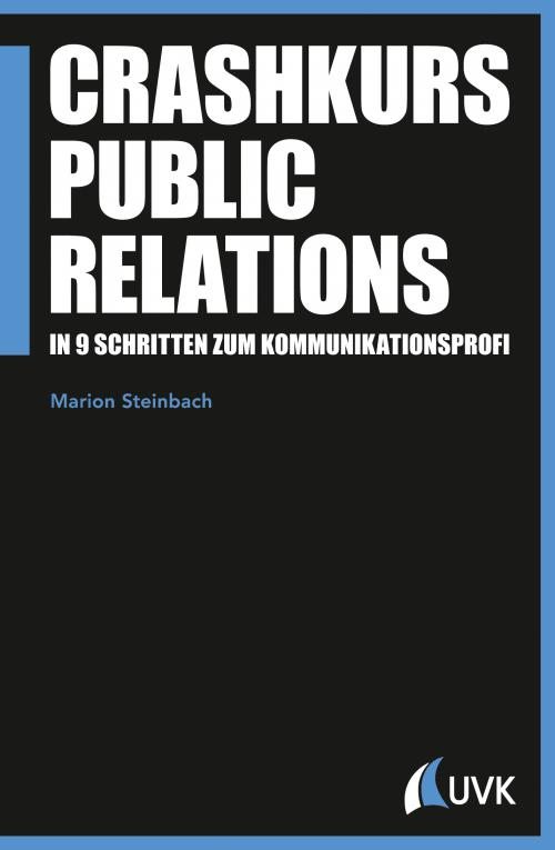 Crashkurs Public Relations cover