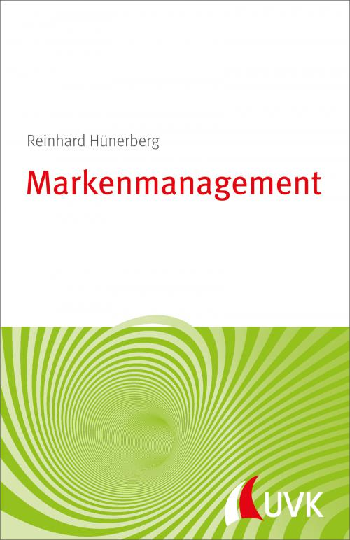 Markenmanagement cover