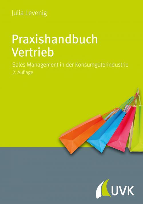 Praxishandbuch Vertrieb cover