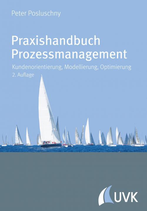 Praxishandbuch Prozessmanagement cover