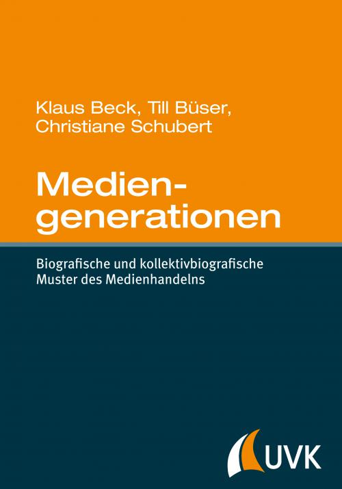 Mediengenerationen cover