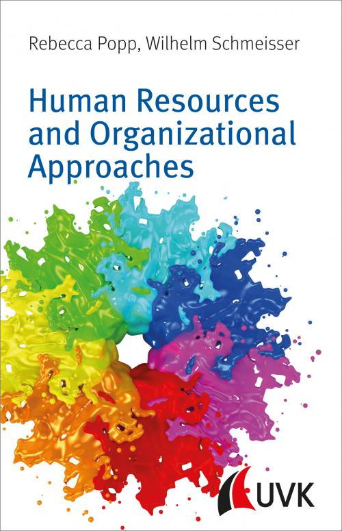 Human Resources and Organizational Approaches cover