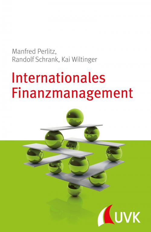 Internationales Finanzmanagement cover