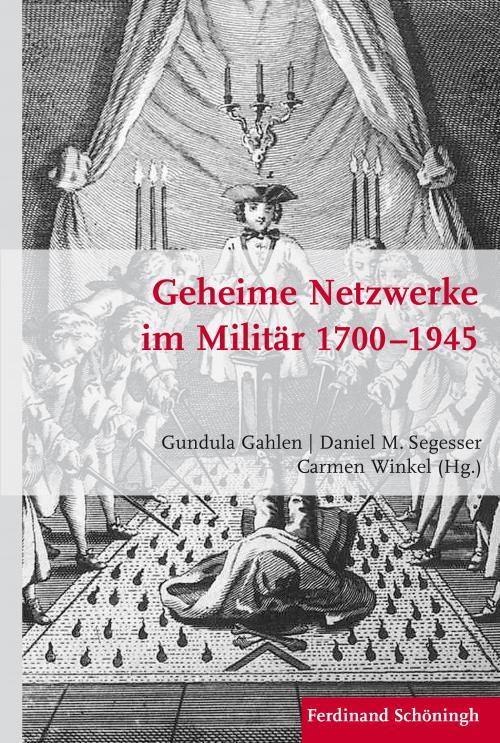 Geheime Netzwerke im Militär 1700–1945 cover
