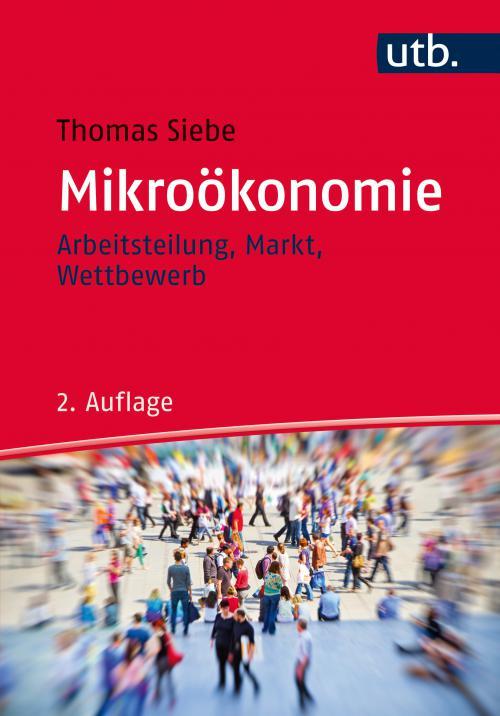 Mikroökonomie cover