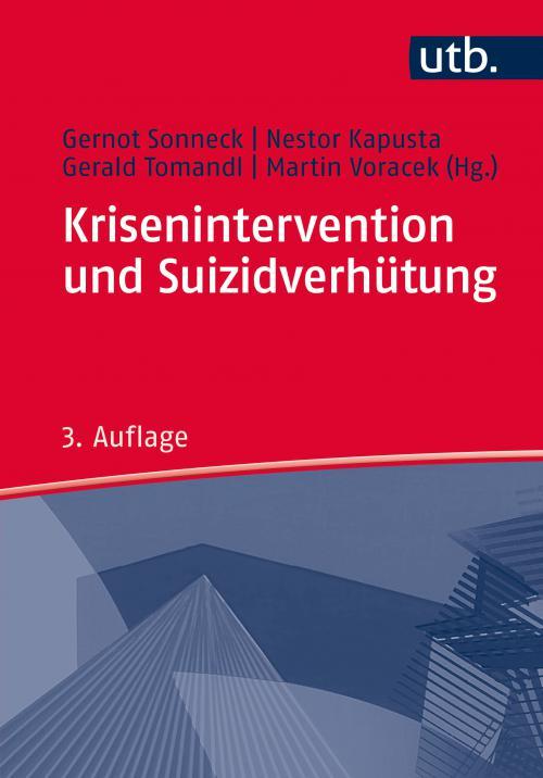 Krisenintervention und Suizidverhütung cover