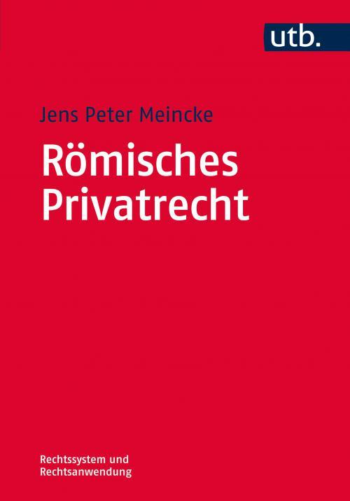 Römisches Privatrecht cover