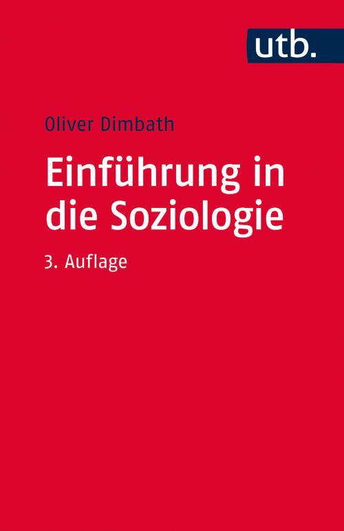 Einführung in die Soziologie cover