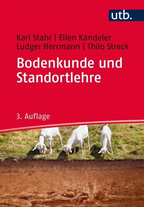 Bodenkunde und Standortlehre cover