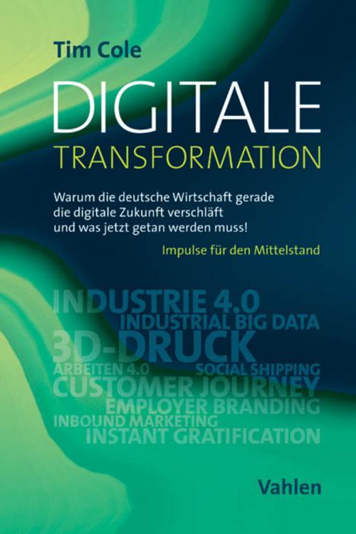 Digitale Transformation cover