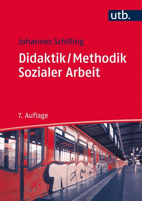 Didaktik /Methodik Sozialer Arbeit cover