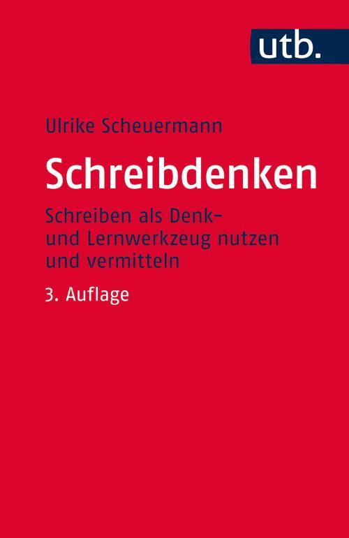 Schreibdenken cover