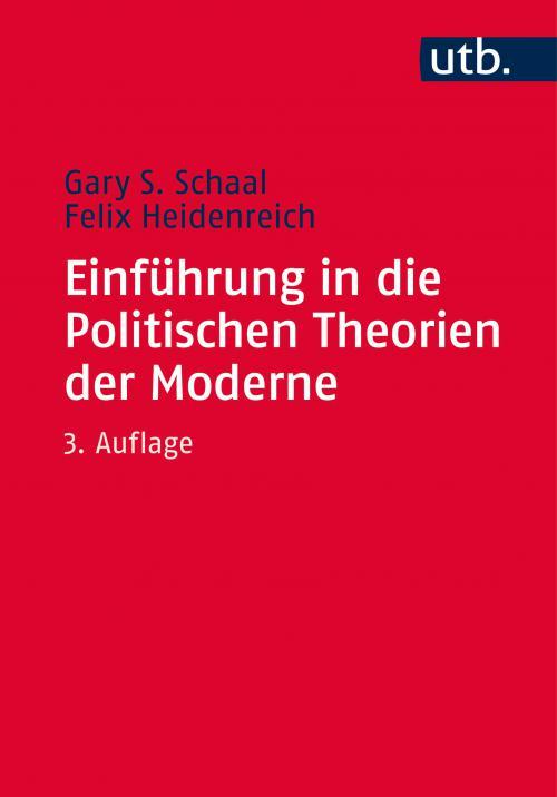 Einführung in die Politischen Theorien der Moderne cover
