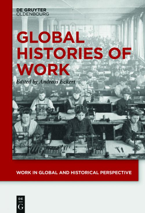 Global Histories of Work cover