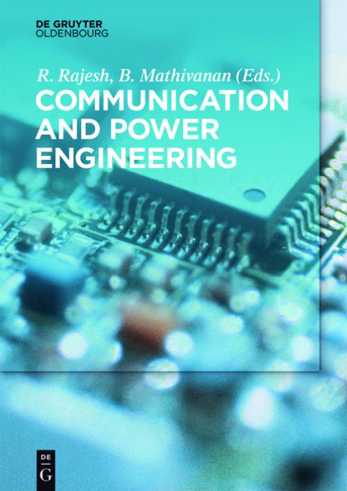 Communication and Power Engineering cover