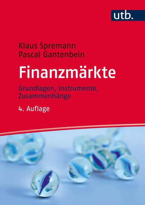 Finanzmärkte cover
