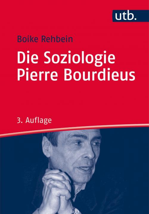 Die Soziologie Pierre Bourdieus cover
