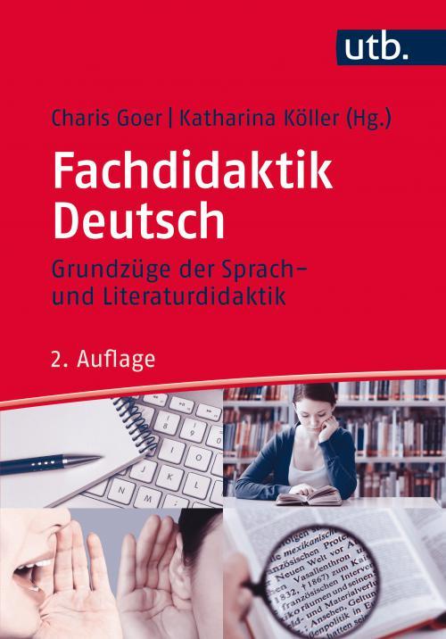 Fachdidaktik Deutsch cover