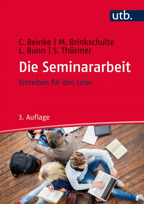 Die Seminararbeit cover