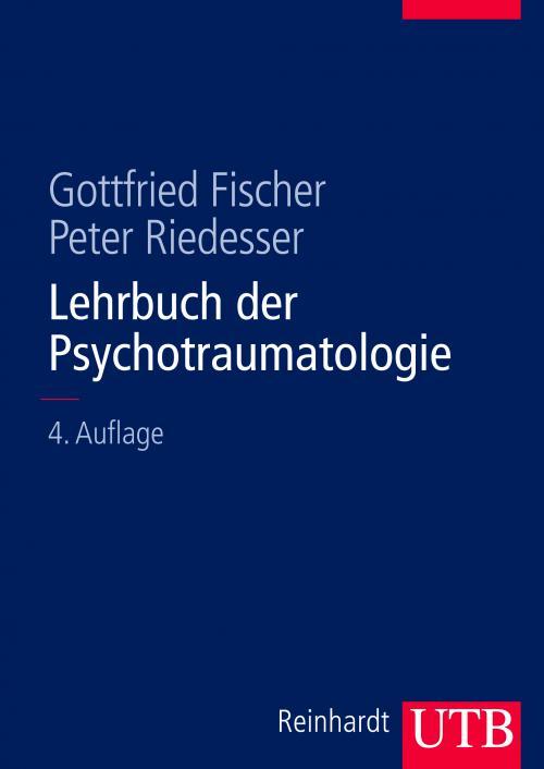 Lehrbuch der Psychotraumatologie cover