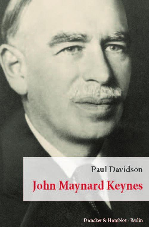 John Maynard Keynes. cover
