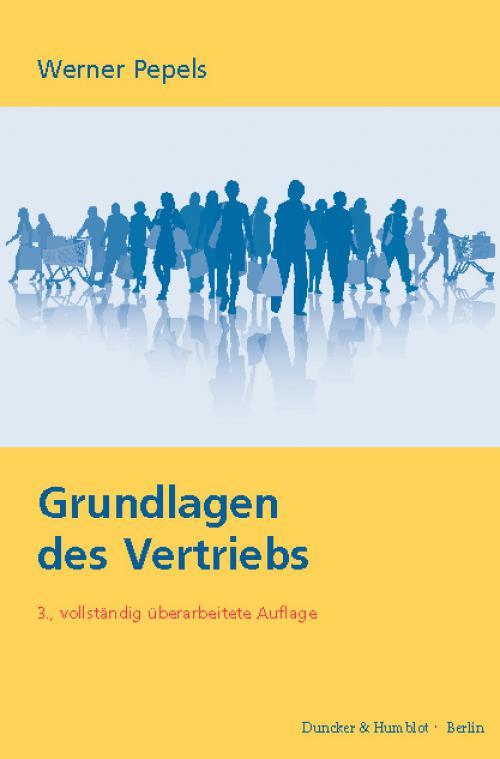 Grundlagen des Vertriebs. cover