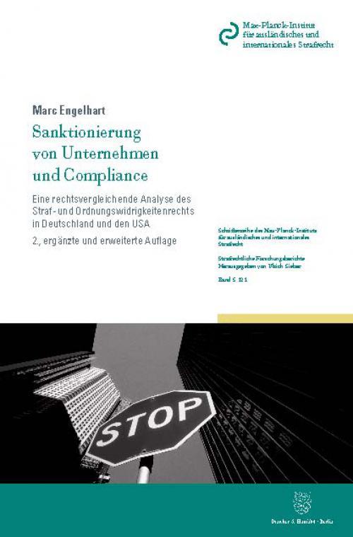 Sanktionierung von Unternehmen und Compliance. cover