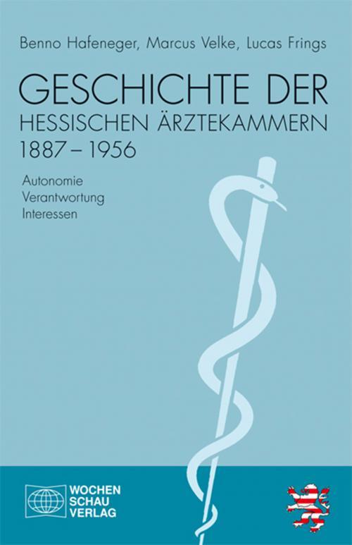 Geschichte der hessischen Ärztekammern 1887-1956 cover