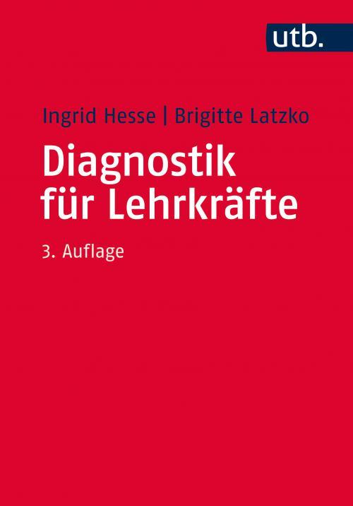 Diagnostik für Lehrkräfte cover