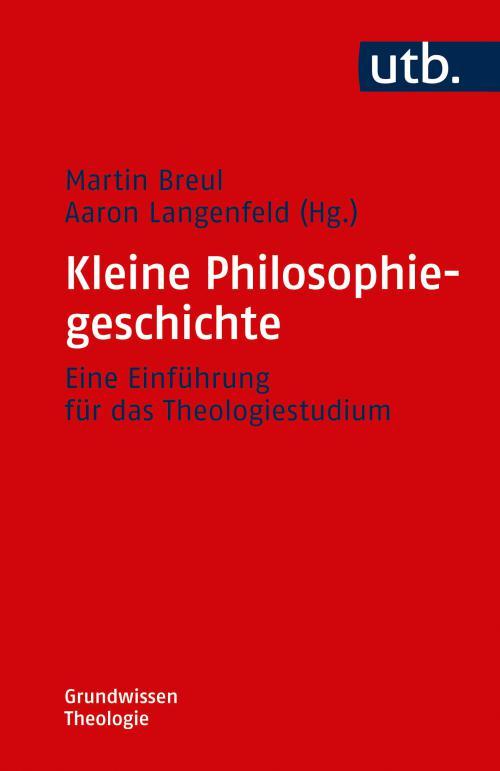 Kleine Philosophiegeschichte cover