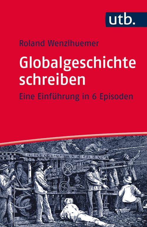 Globalgeschichte schreiben cover
